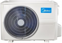 Midea Blanc Inverter Out